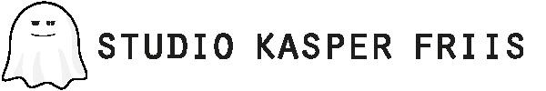 Graphic designer Kasper Friis Jørgensen